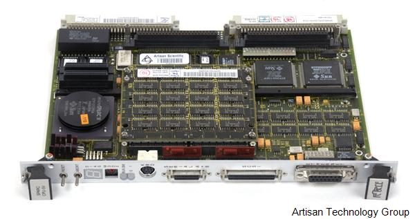 Emerson / Motorola / Force Computers CPU-5V SPARC VME Single-Board Computer
