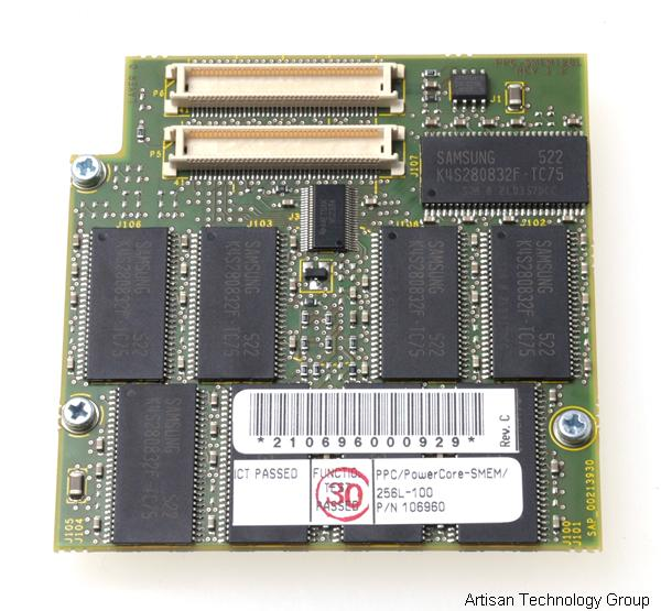 Emerson / Motorola / Force Computers PPC/PowerCore-SMEM/256L-100 Memory Module