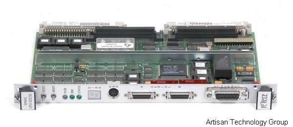 Emerson / Motorola / Force Computers CPU-3CE SPARC Single VME Board Computer
