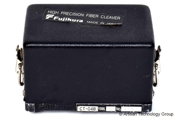 Fujikura CT-04B High Precision Fiber Cleaver