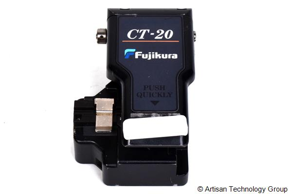 Fujikura CT-20 High Precision Fiber Cleaver