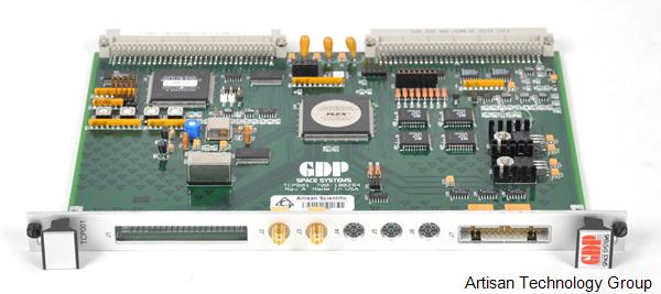 Delta Information Systems / GDP Space Systems TCP001 VME Module
