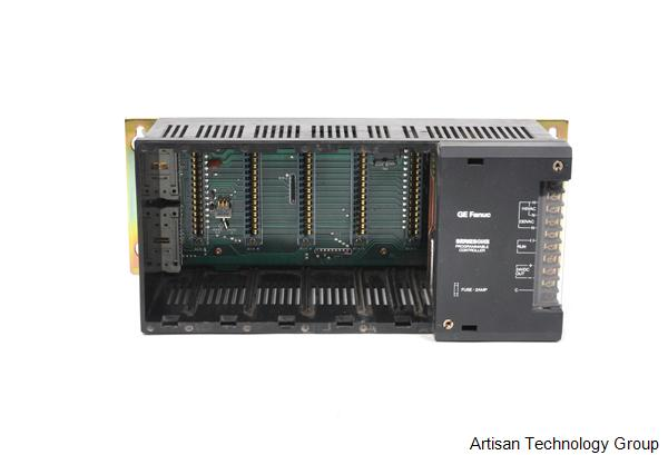 GE Fanuc IC610CHS110A 5-Slot Rack with High Capacity Power Supply