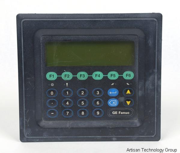 GE Fanuc 160 DataPanel Operator Interface