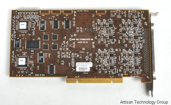 Abaco Systems / SBS A429-PCI2-16 ARINC PCI Interface