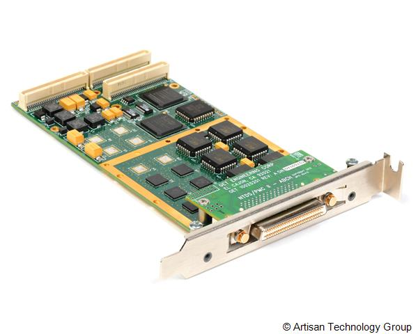 GET Engineering 10075501-S-252-C NTDS Parallel PMC Card