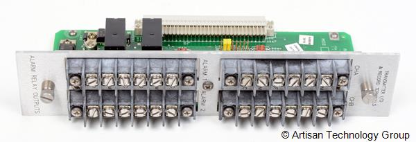 GE / Bently Nevada 122242-01 Transmitter I/O and Record Terminals/Alarm Relay Outputs / Dual Epoxy Relays