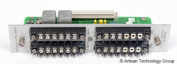 GE / Bently Nevada 122243-01 Transmitter I/O and Record Terminals/Alarm Relay Outputs / Dual Hermetic Relays
