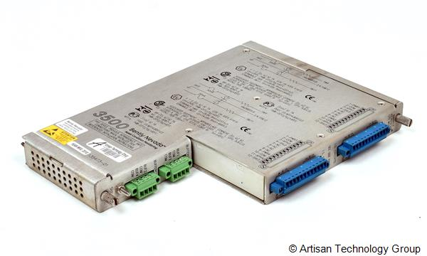 GE / Bently Nevada 3500/25 I/O Module With Internal Barriers and Internal Terminations