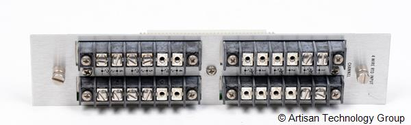GE / Bently Nevada 82369-01 4 Wire RTD Input Module