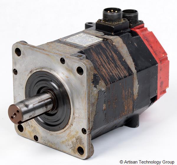 GE Fanuc Alpha 12/3000HV AC Servo Motor