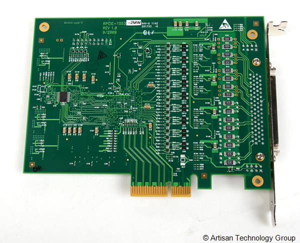 Abaco Systems / Condor Engineering RPCIE-1553 Series High Density PCI Express Interfaces