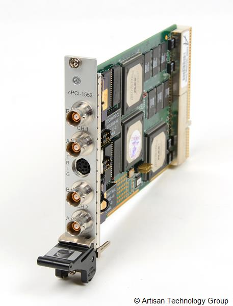 GE Fanuc / Condor Engineering cPCI-1553 Series Interface Modules