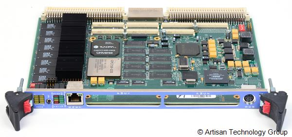 GE Fanuc / DNA Computing Solutions VQG4 Quad PowerPC Single Board Computer