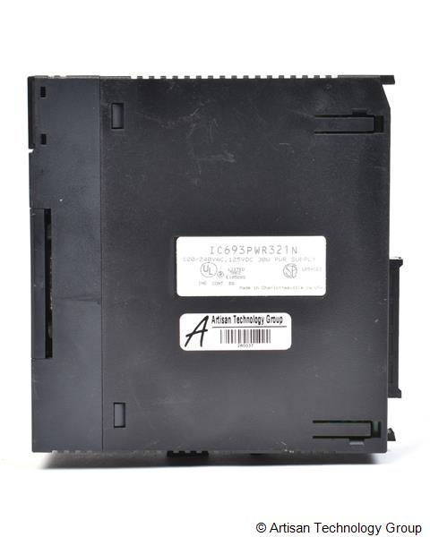 GE Fanuc IC693PWR Series 90-30 High Capacity Power Supply Modules