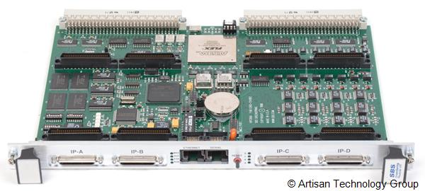 GE Fanuc / SBS / Greenspring VIPC860-FP / VIPC860-BP Single Board Computer with Four IndustryPack Sites