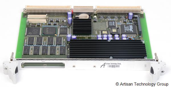 Abaco Systems / SBS VR7822K8-0BC0 Single Slot Celeron/Pentium III PC 6U VMEbus Embedded Computer