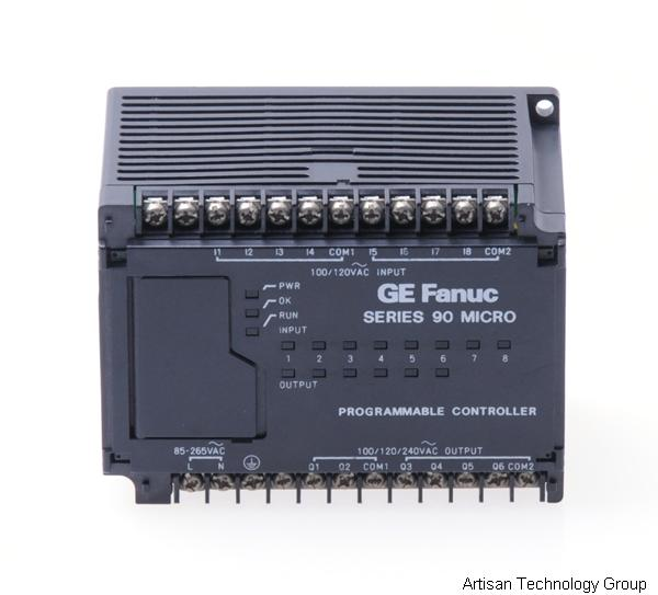 GE Fanuc IC693UAA003BP1 Series 90 Micro Programmable Controller