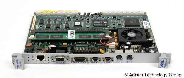 Abaco Systems / VMIC VMIVME-7589 Single-Slot Pentium Processor-Based VMEbus CPU - Modified