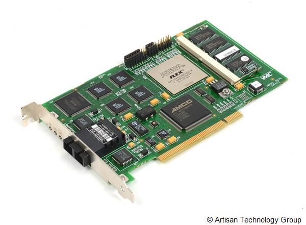 Abaco Systems / VMIC VMIPCI-5579-500 13.4 Mbyte/s Fiber-Optic Reflective Memory with Interrupts