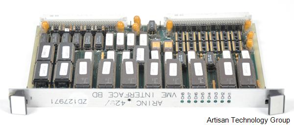 ZD127971 ARINC 429 VME Interface Module