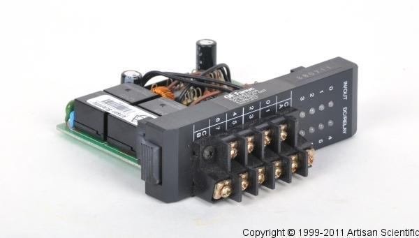 GE Fanuc IC610MDL104A Output Module