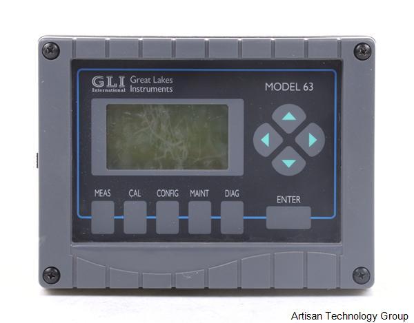 Hach / GLI P63 pH Analyzer