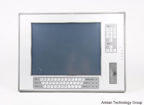 GE Fanuc Panel C 15 Flat Panel Computer