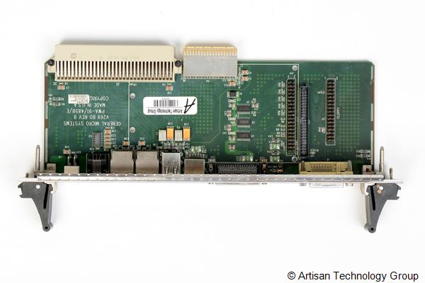 General Micro Systems V269 Equinox Ultra High Performance Dual LV Xeon VME SBC