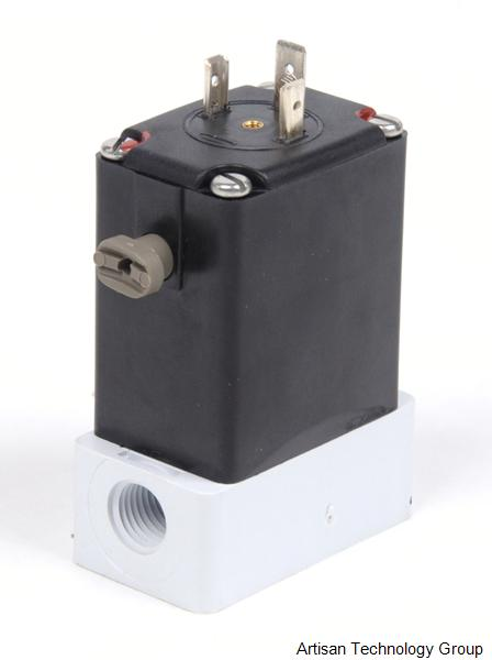 Georg Fischer Type 166 3/2-Way Solenoid Valve
