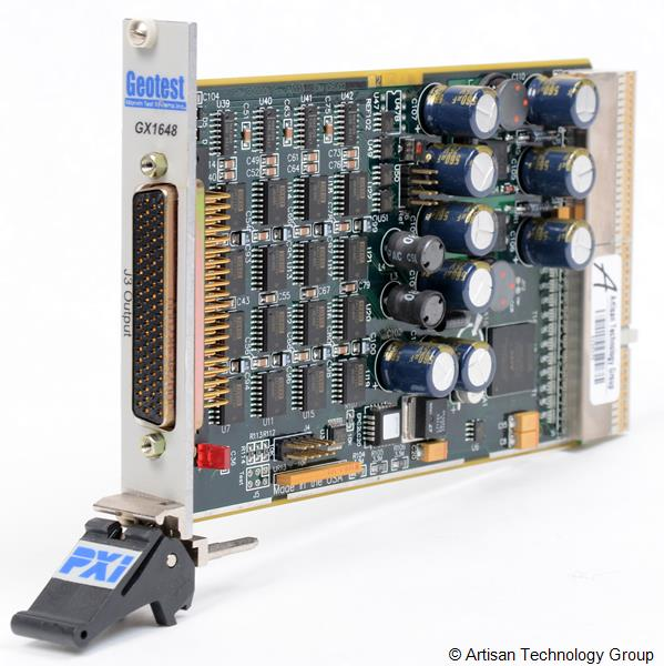 Marvin Test Sets / Geotest GX1648 Analog Output Board