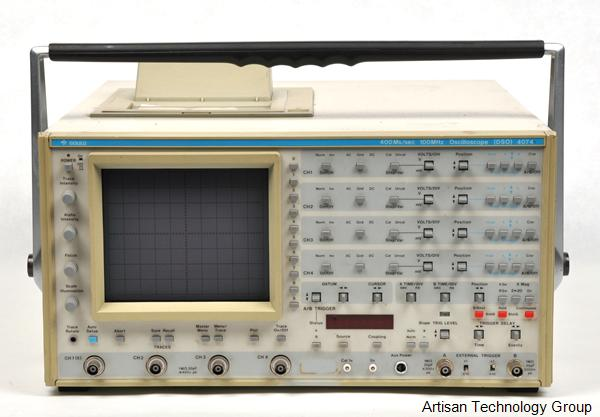 Schneider Electric / Gould DSO 4074 400 Ms/Sec 100 MHz Oscilloscope