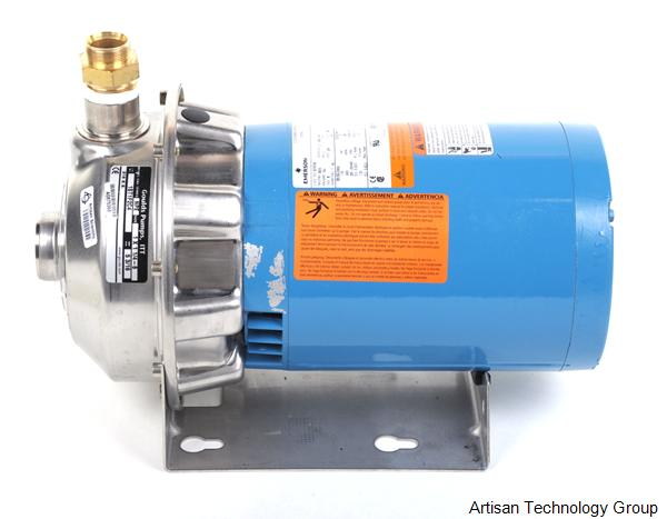 ITT / Goulds Pumps NPE Series 316L Stainless Steel End Suction Centrifugal Pumps