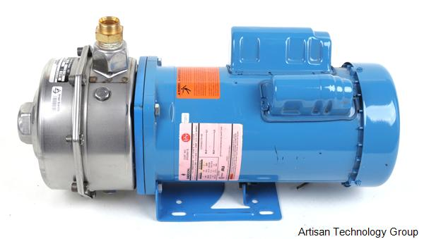 ITT / Goulds Pumps LC Series Multi-Stage Centrifugal Pump