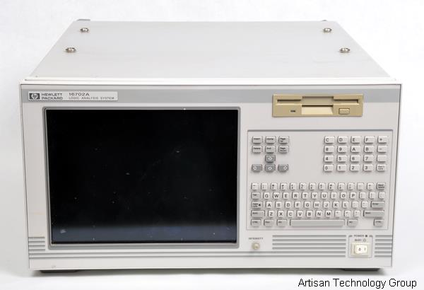 Agilent 16702B Logic Analysis System Modules 16752a for sale online