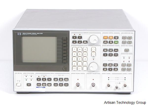 Keysight / Agilent 3562A Dynamic Signal Analyzer