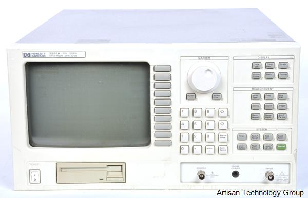 Keysight / Agilent 3588A Spectrum Analyzer