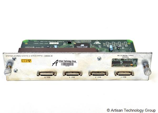 HP / 3Com 3C16960 SuperStack II Switch 1100/3300 Matrix Module