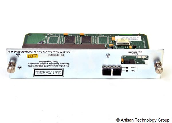HP / 3Com 3C16975 SuperStack II Switch 1100/3300 1000BASE-SX Module