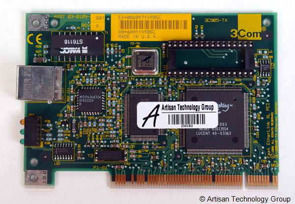 HP / 3Com 3C90x / 3C90xB Series Network Interface Cards