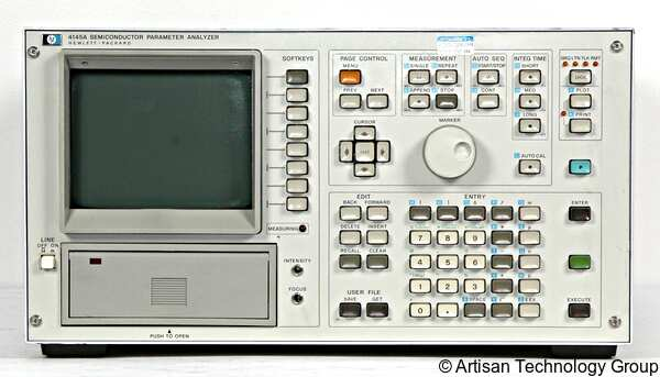 Keysight / Agilent 4145A / 4145B Semiconductor Parameter Analyzer