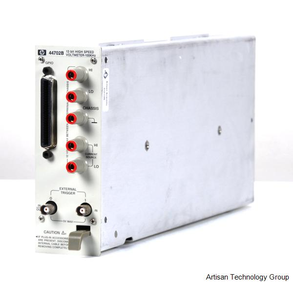 Keysight / Agilent 44702B 13-Bit High Speed Voltmeter