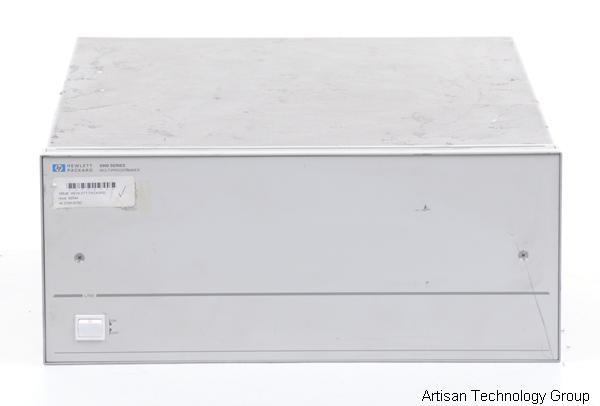 Keysight / Agilent 6954A Multiprogrammer Chassis