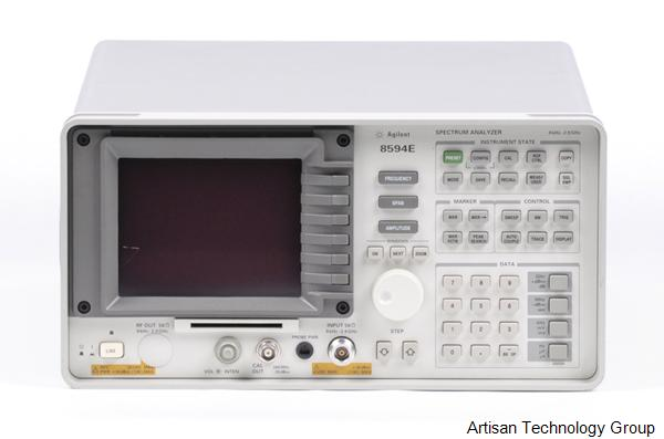 Keysight / Agilent 8594E Portable Spectrum Analyzer