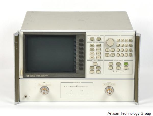 Keysight / Agilent 8720A 130 MHz to 20 GHz Microwave Network Analyzer