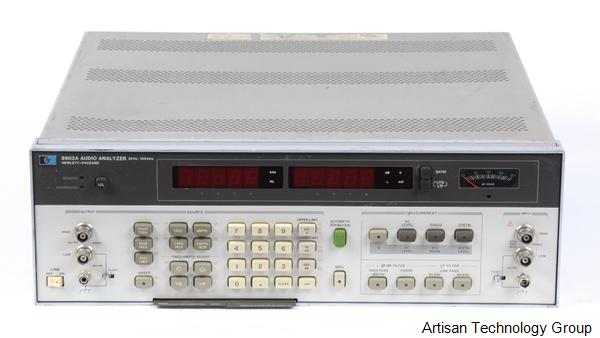 Keysight / Agilent 8903A Audio Analyzer