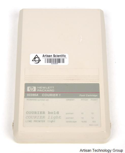 HP 92286A Font Cartridge