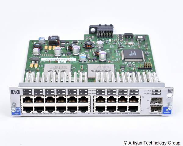 HP J4908A ProCurve Switch gl 20-Port 10/100/1000 Module