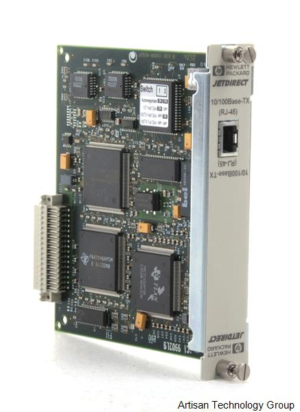 HP JetDirect 10/100Base-TX (RJ-45) Print Server