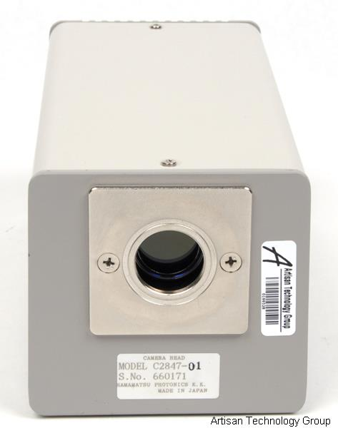 Hamamatsu C2847-01 Super Eye High Level Identification Camera